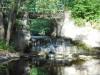 Rozpoczął się remont zabytkowego wodospadu w Runowie Młyn