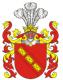 Herb Hrabiów Orzelskich z Runowa K/ Więcborka