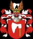 Herb Straża - Topór Smożewskich byłych właścicieli Więcborka